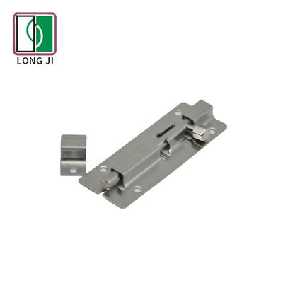 Stainless steel security tower bolt straight barrel bolt for construction hardware  63.26001