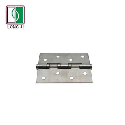 Stainless steel 201 door hinge flat head hinge 4 inch hinge factory direct selling  63.21018