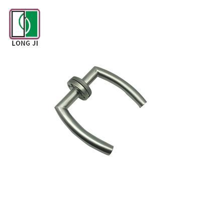Stainless steel tube hollow lever door handle hot sale in European market  - 63.19001